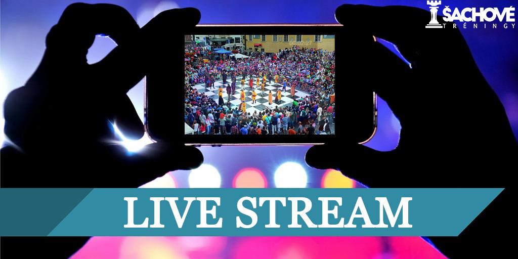 Livestream z MSR 2017 v BŠ