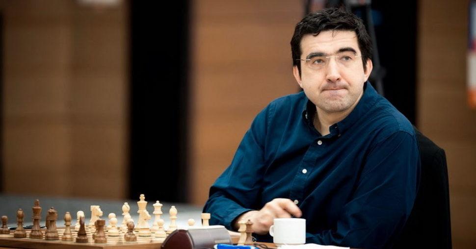 Vladimír Kramnik zvažuje