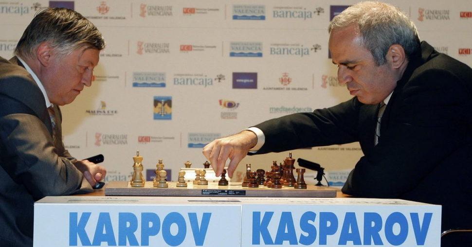 Karpov vs. Kasparov