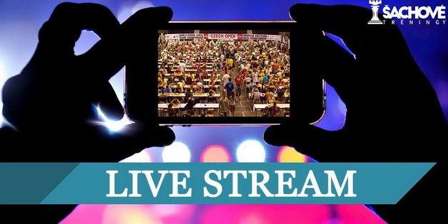 Livestream zPardubíc