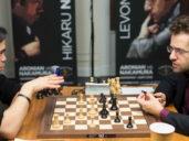 Nakamura a Aronian analyzujú