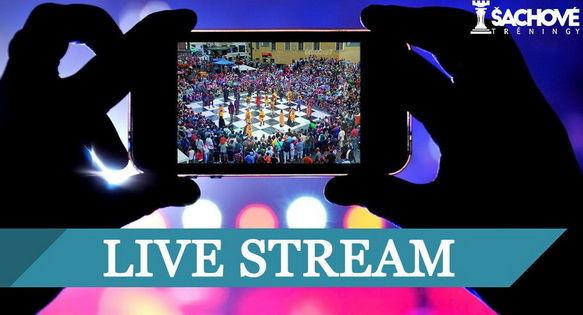 Livestreamy podujatí