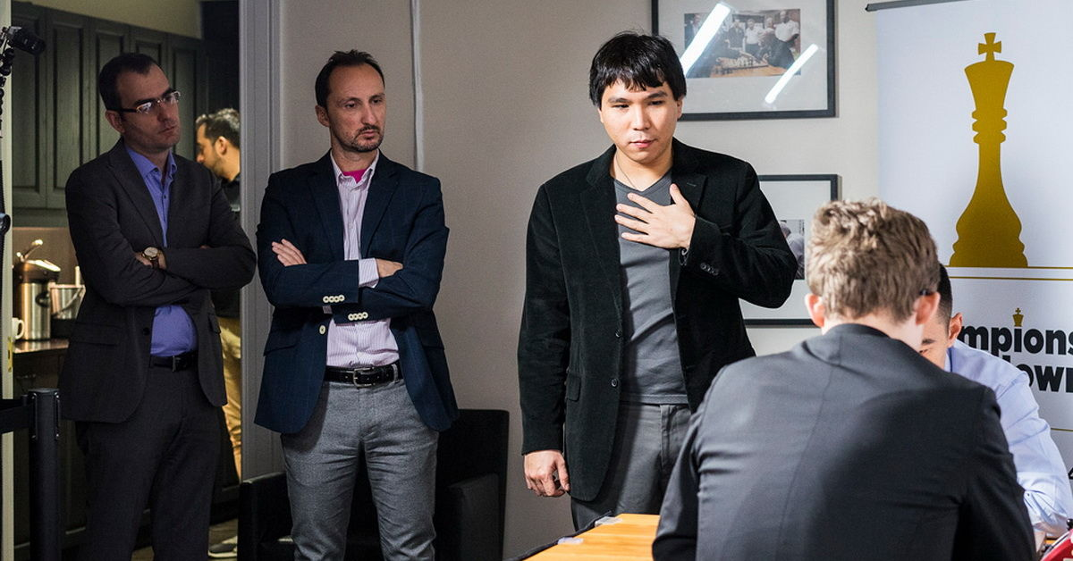 Wesley So v šoku