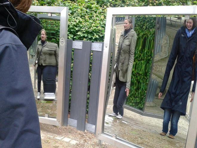 Ženy pred zrkadlom